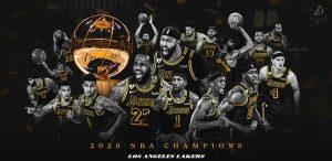 LA Lakers 2020