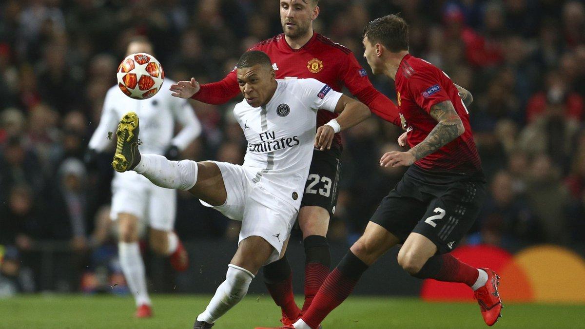 ПСЖ - «Манчестер Юнайтед». Прогноз и ставки на матч Лиги чемпионов. 20 октября 2020