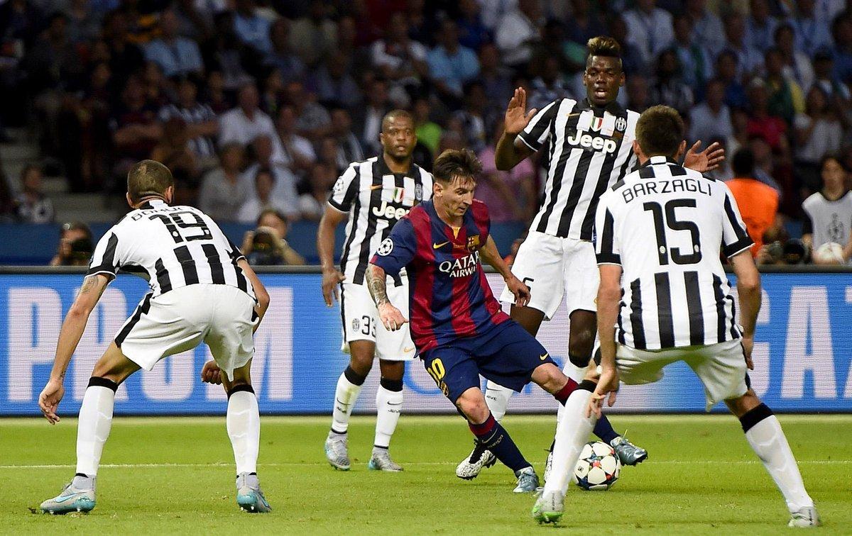 «Ювентус» - «Барселона» в Экспрессе дня на 28 октября 2020