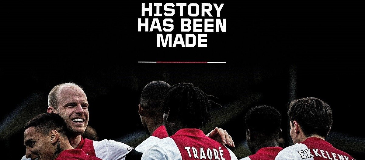 ajax history made