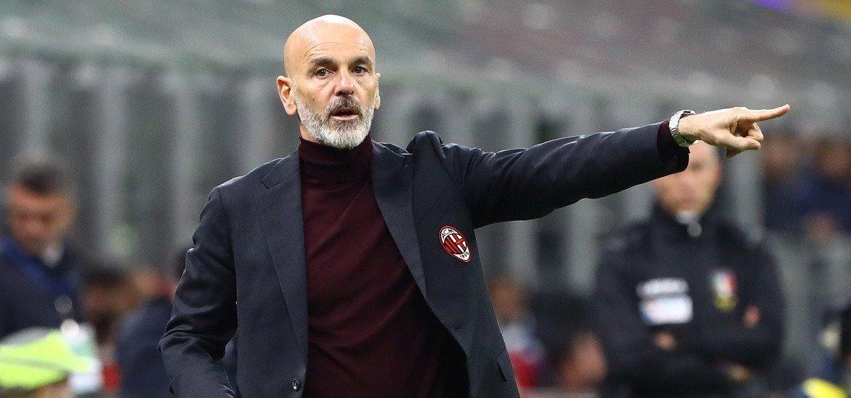 Ибрагимович принёс «Милану» победу в дерби с «Интером» и лидерство в Серии А. Стефано Пиоли комментирует, мы смотрим обзор матча