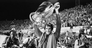 Ray Clemence Liverpool