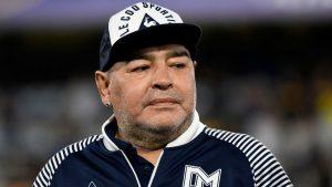 maradona new