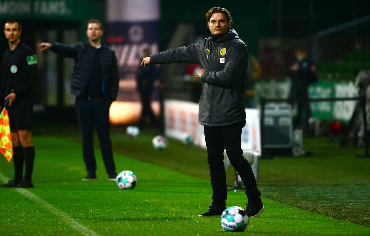 Edin Terzich naznachen i o glavnogo trenera Borussii Dortmund Kto eto