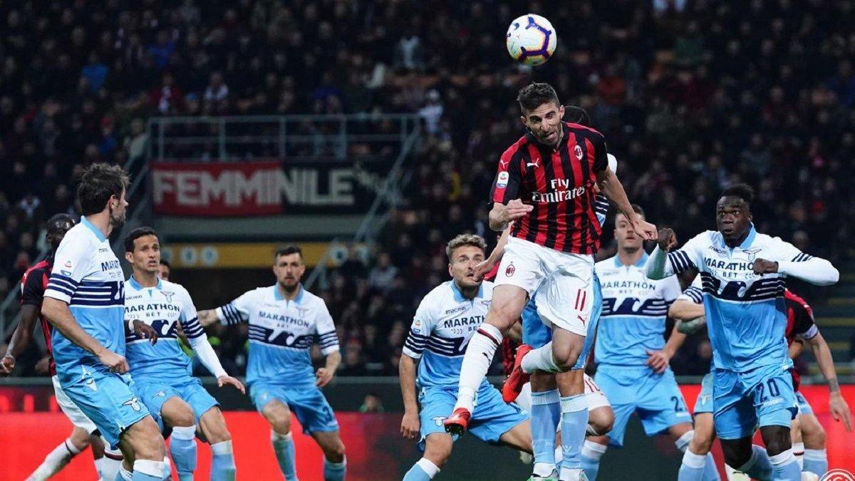«Милан» - «Лацио». Прогноз и ставки на матч чемпионата Италии. 12 сентября 2021