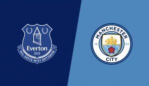Premier League Everton vs Man City