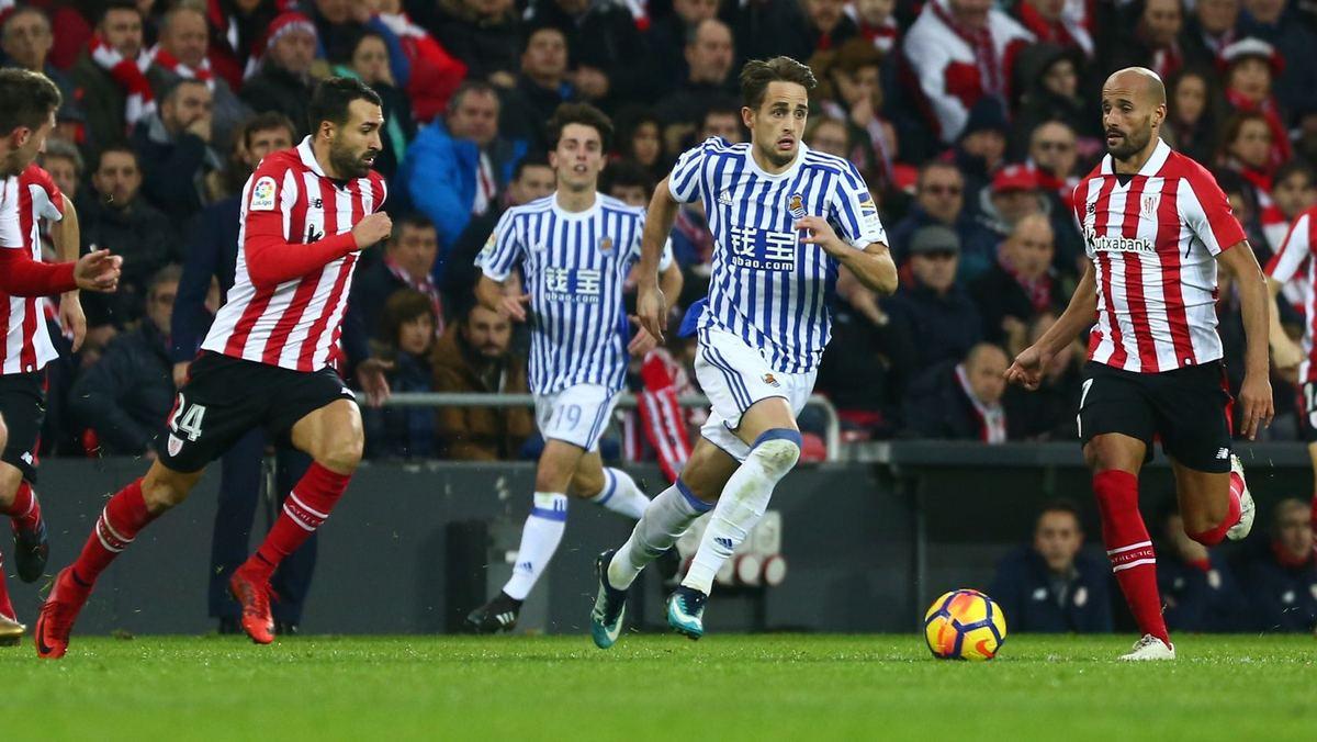 «Атлетик» - «Реал Сосьедад» в Экспрессе дня на 31 декабря 2020