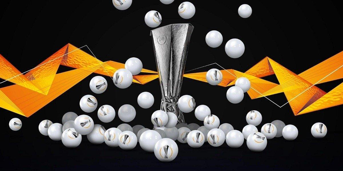 Результаты жеребьёвки третьего отборочного раунда Лиги Европы