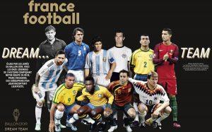 france football dream team