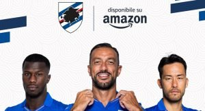 sampdoria amazon