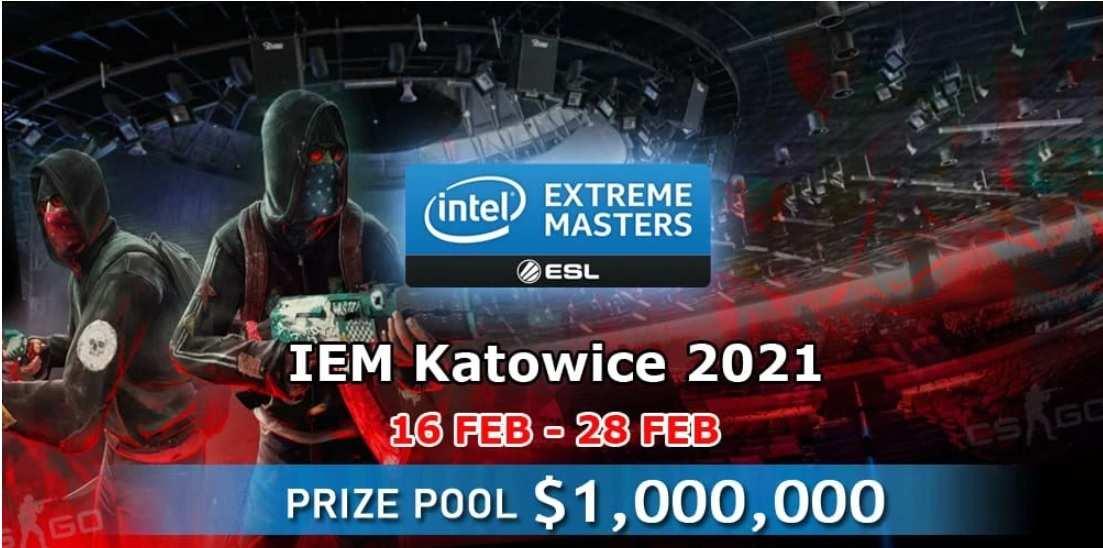 IEM Katowice 2021 cs go