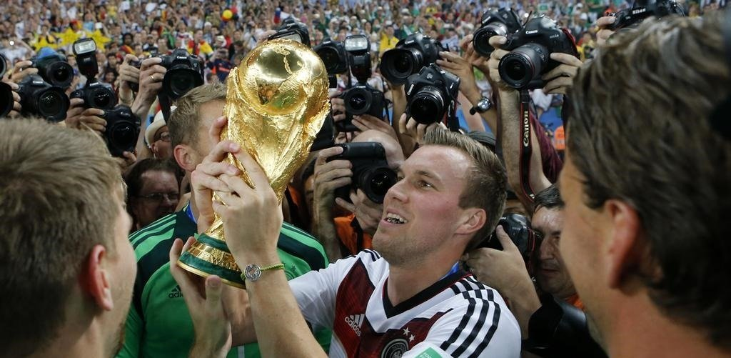 Kevin Grosskreutz world cup