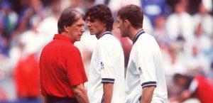 Paolo and Cesare Maldini italia