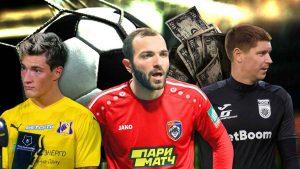 Reklamnye kontrakty bukmekerov i futbolnyh klubov liga chempionov i RPL