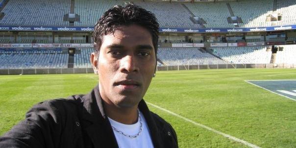 Uilson Radzh Perumal na stadione