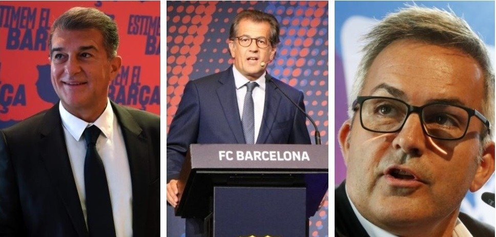 barcelona possible presidents