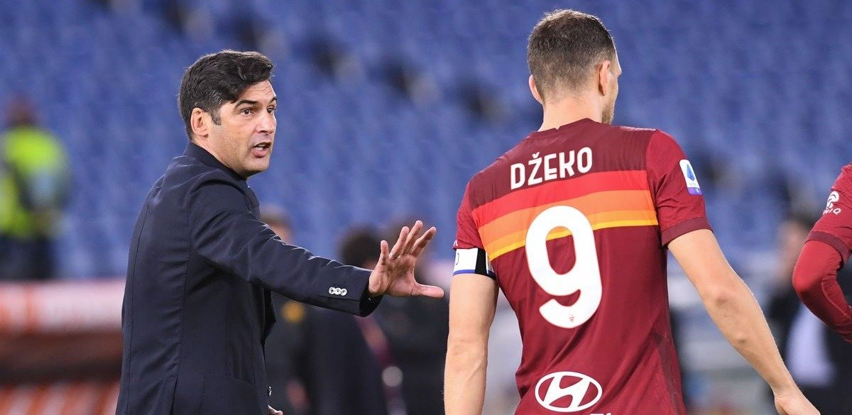 dzeko and fonseca