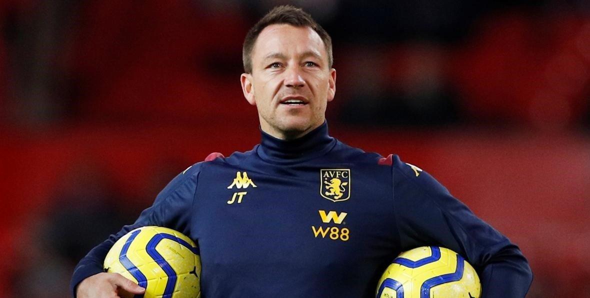 john terry coach