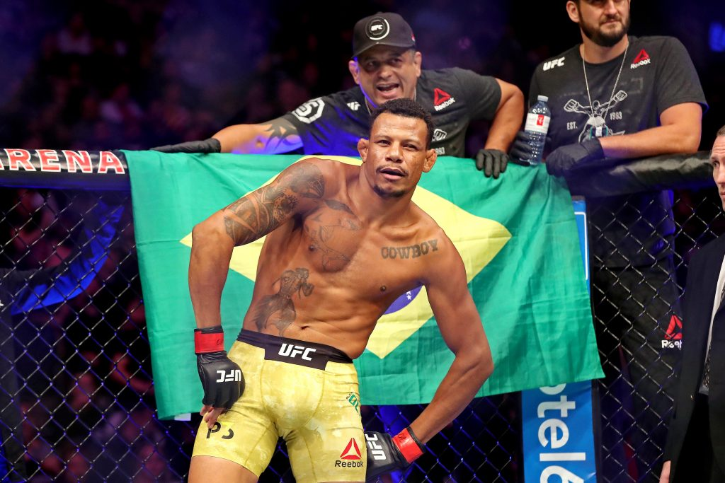 UFC news: Alex Oliveira vs. Niko Price included on UFC Fight Night Card On Oct. 2