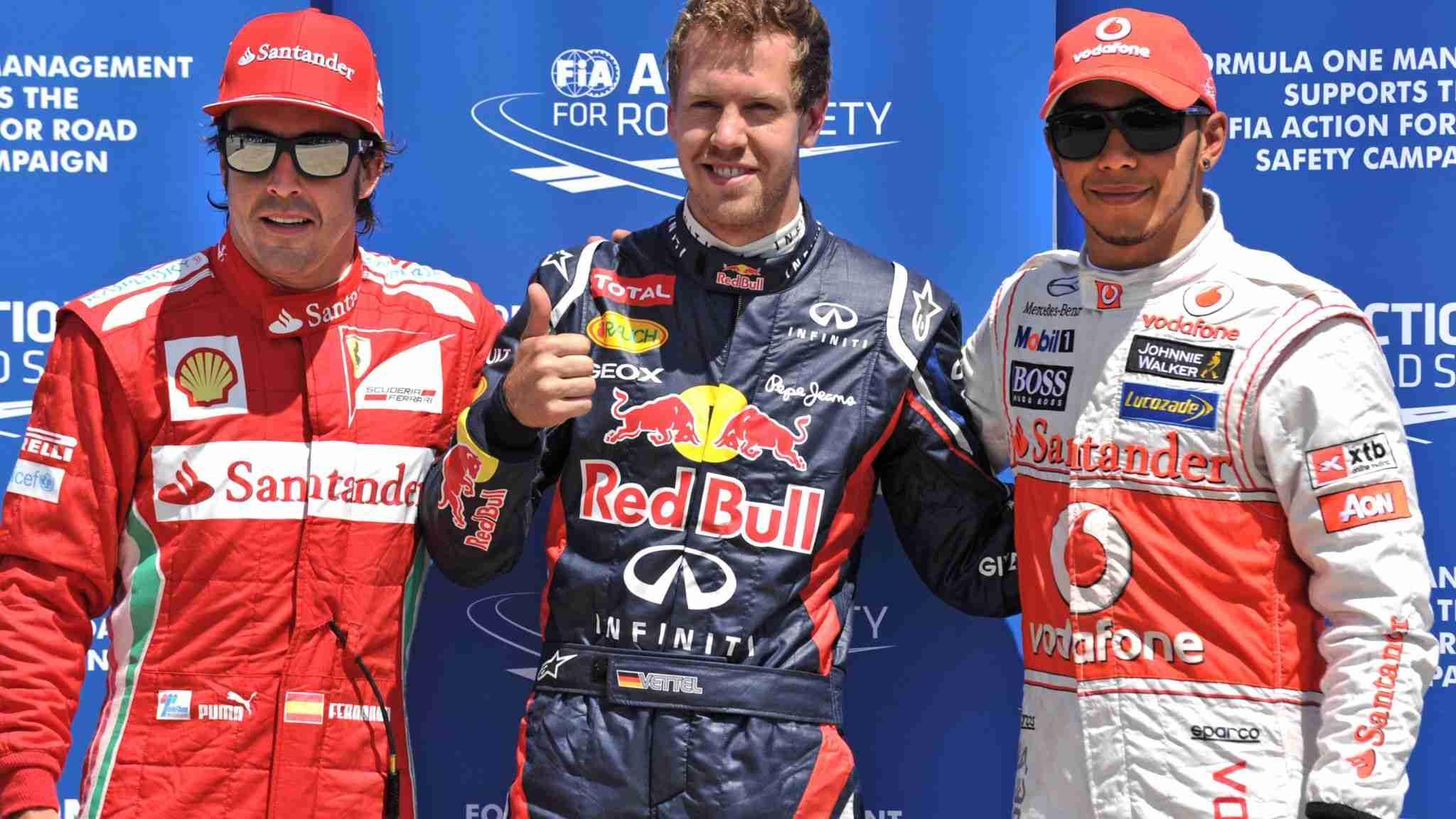 5 samyh bogatyh pilotov Formuly 1 sovremennosti 2021