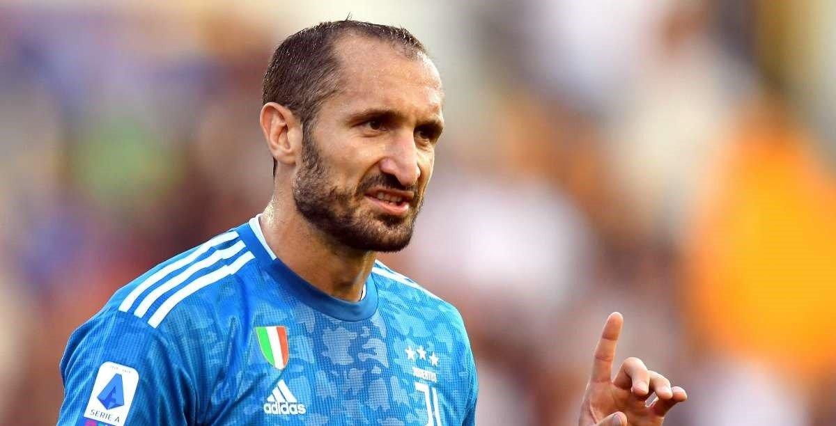 Джорджо Кьеллини заинтересовал мадридский «Реал»