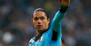 Oscar Romo mexican referee