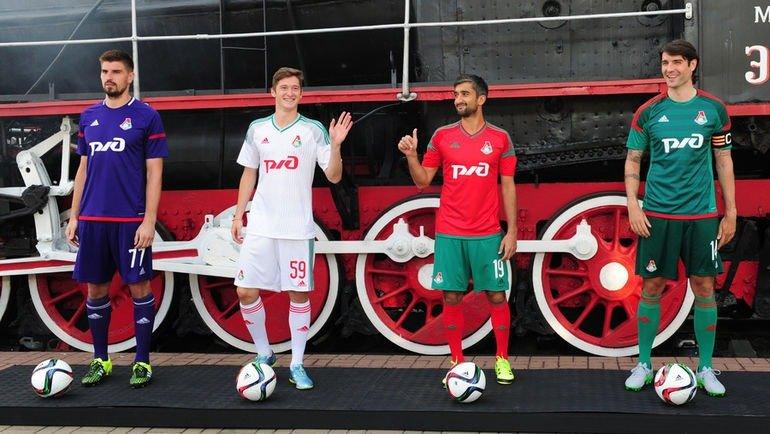 RZHD sponsor lokomotiva rpl