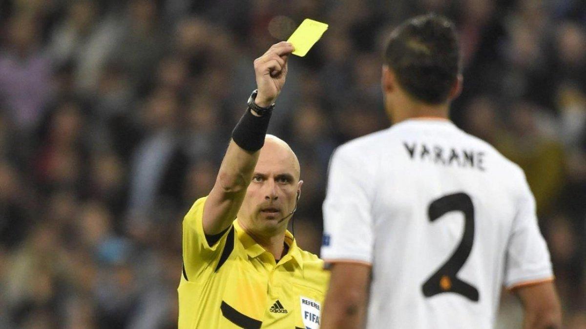 Samye zhestkie sudi Evropy v futbole Stavim na TB zheltyh kartochek