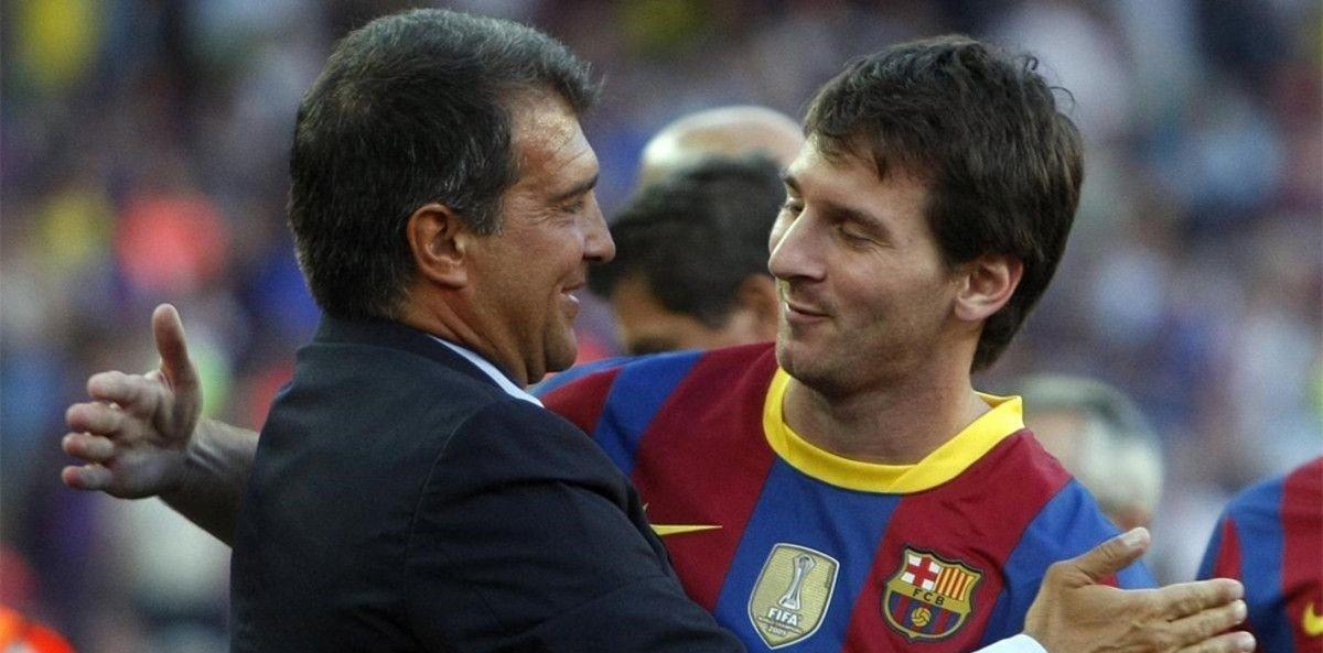 Diario AS: Ла Лига разрешила «Барселоне» подписать новый контракт с Лионелем Месси
