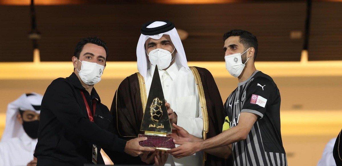 xavi qatar cup
