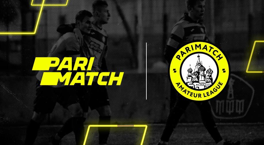 BK Parimatch zaklyuchila partnerskoe soglashenie s lyubitelskoj futbolnoj ligoj Amateur League