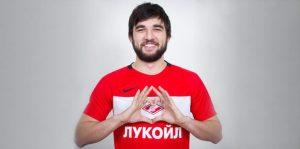 Dzhikiya i Spartak vedut peregovory o novom kontrakte