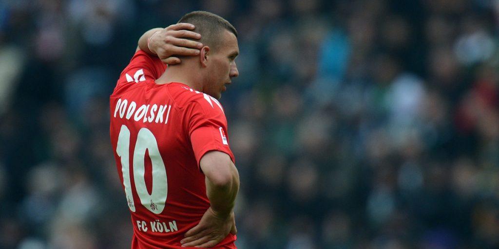 Lukas Podolski koln