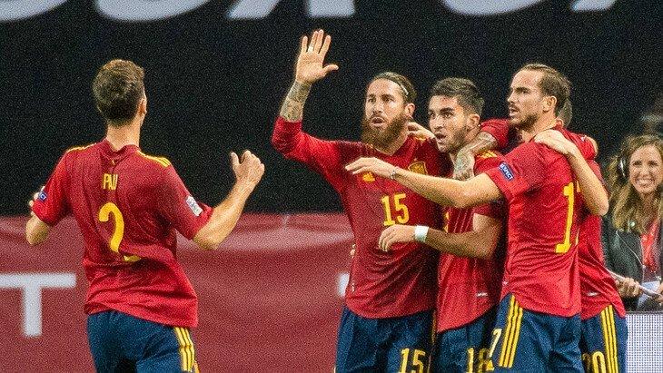 Ocherednoj rekord sbornoj Ispanii komanda ne proigryvaet v otborah k CHM 65 matchej