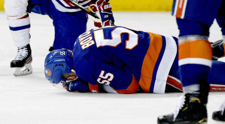 Travmy igrokov NHL Pochemu ih ne stoit pereotsenivat v stavkah na hokkej