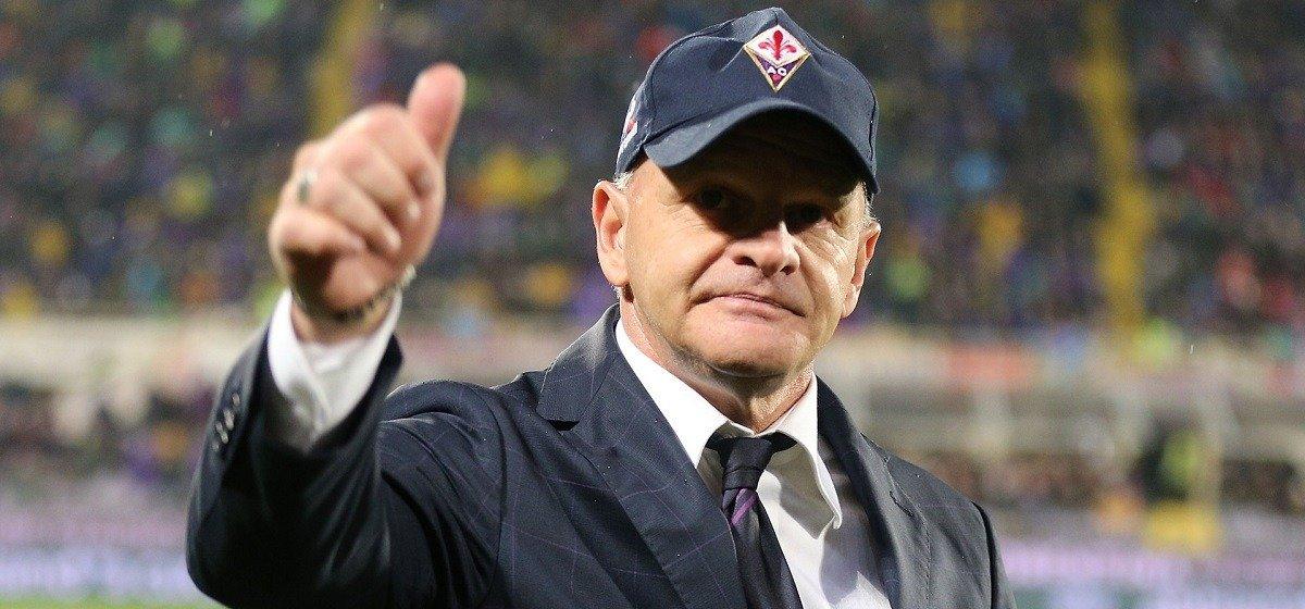 Тренерский круговорот в «Фиорентине»: Джузеппе Якини вновь главный во Флоренции
