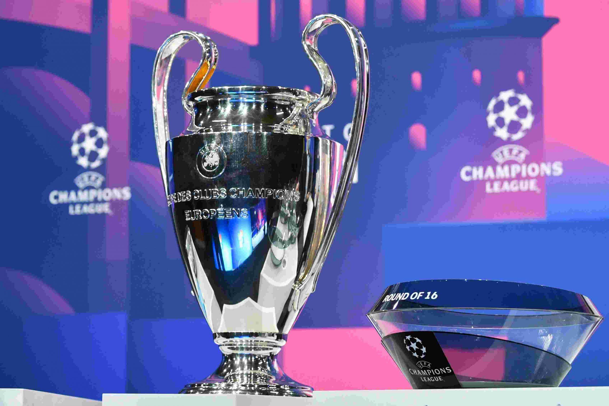 Определены города, которые в ближайшие четыре года примут у себя финал Лиги Чемпионов