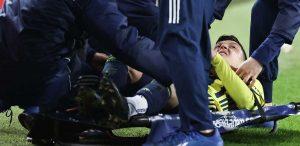 ozil injury fener