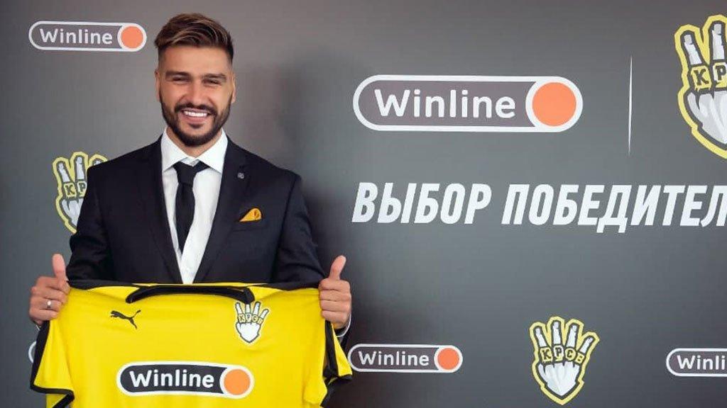 BK Winline i Evgenij Savin podpisali soglashenie o globalnom partnerstve