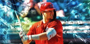 Mike Trout cover