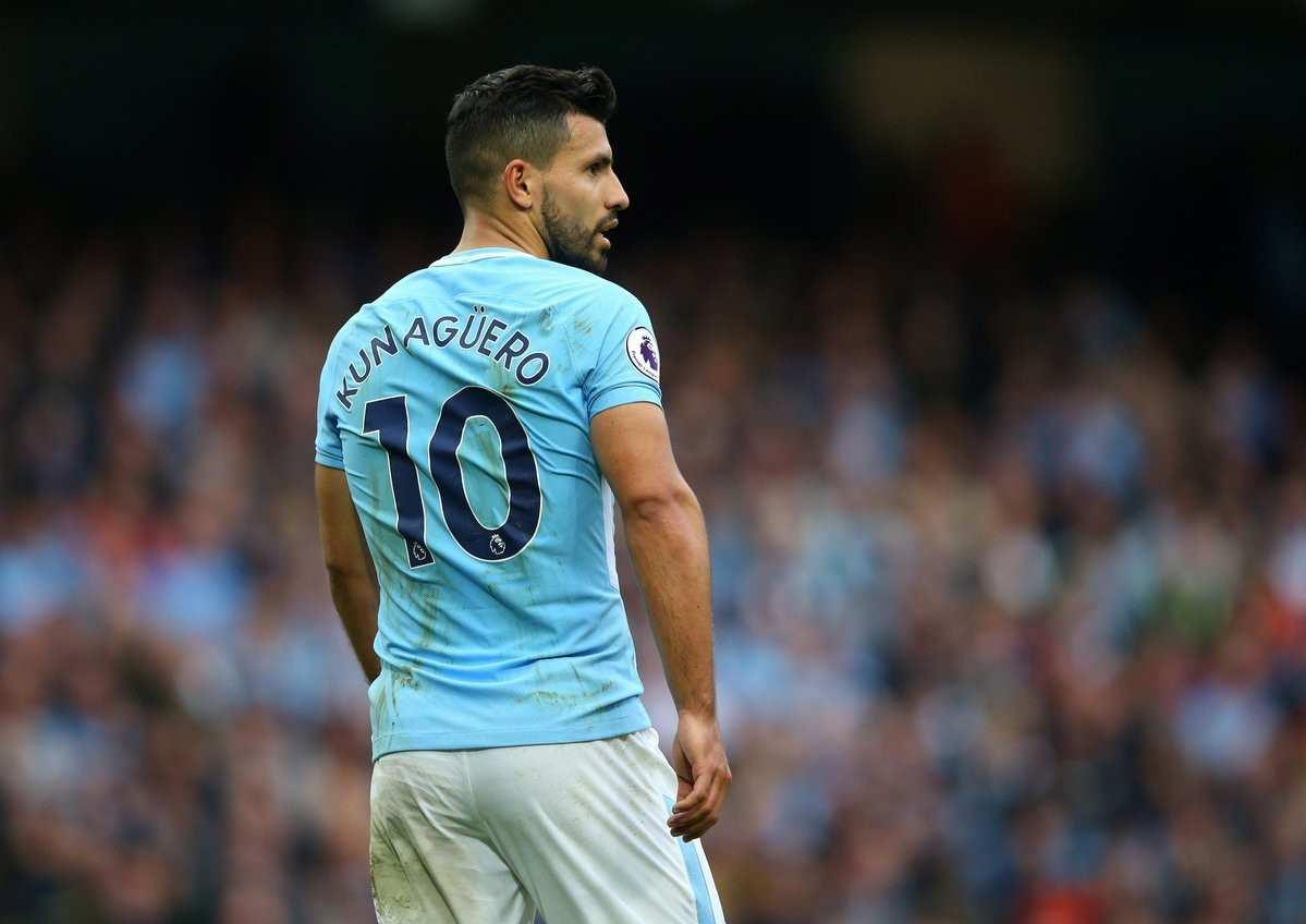Serhio Aguero pokidaet Manchester Siti letom 2021