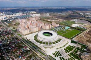 Stadion Krasnodar istoriya osobennosti interesnye fakty vazhnye sobytiya