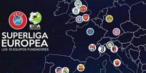 Superliga Evropy ESL Novyj turnir v futbole Horosho eto ili ploho
