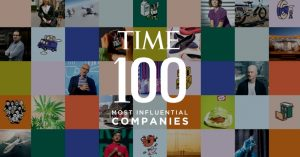 TIME100 Most Influential Companies 2021