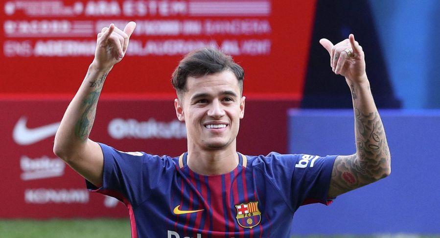 Transfer Koutino v Barselonu