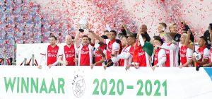 ajax cup winner