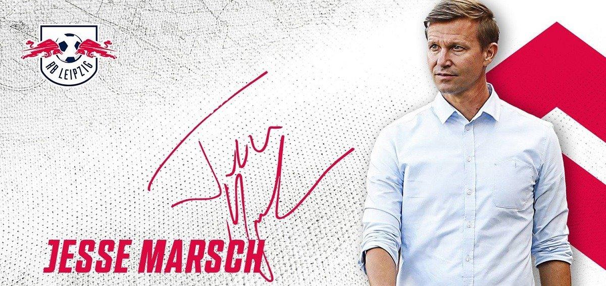 «РБ Лейпциг» представил преемника Юлиана Нагельсманна на посту главного тренера