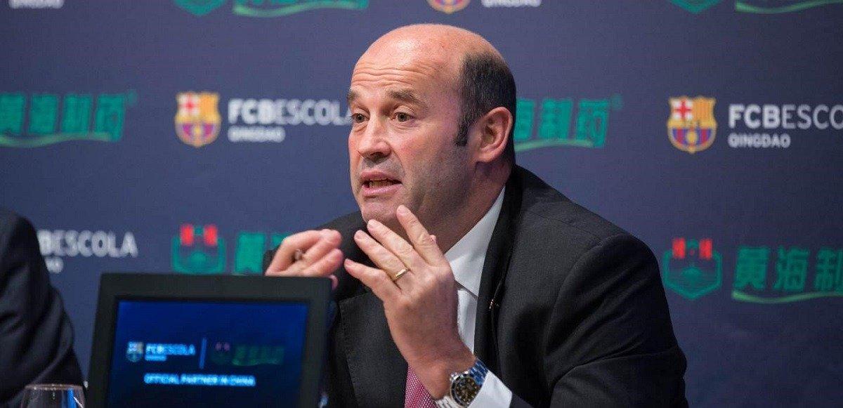 «Барселона» увольняет генерального директора Оскара Грау, он был правой рукой Жозепа Бартомеу