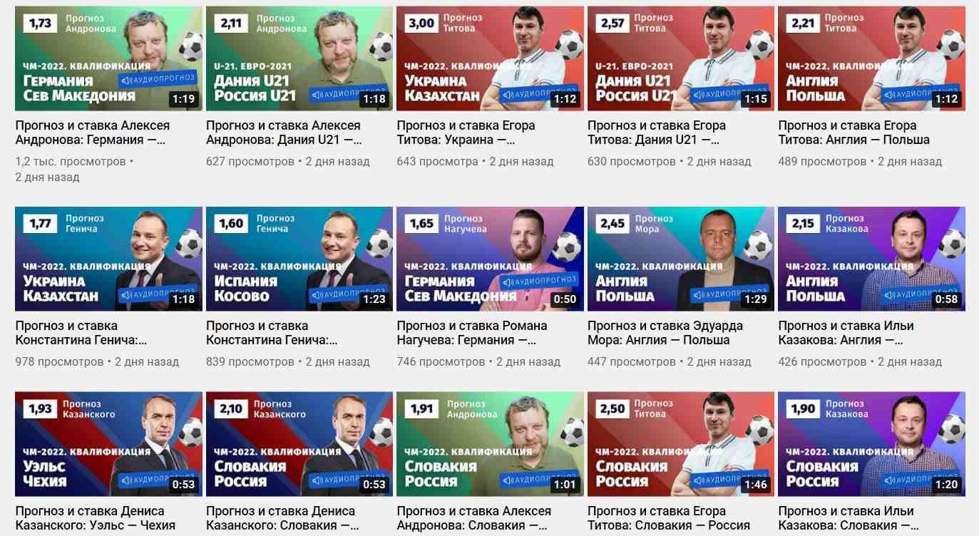 prognozy analitikov i ekspertov na futbol