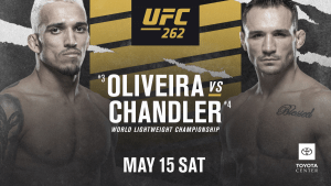 UFC 262: ставки и прогноз